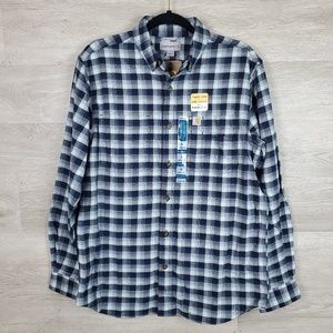 Carhartt Relaxed Fit Flannel Shirt Size M